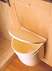 Food waste bin kitchen oxfordshire