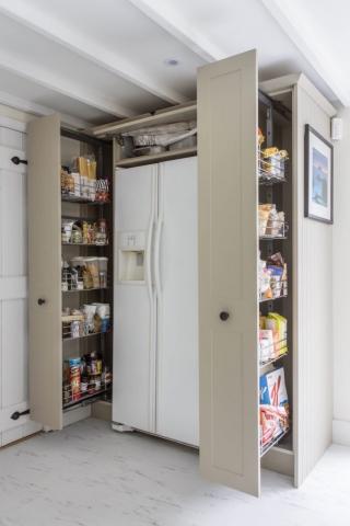 Pull out larder storage fridge housing shabbingdon thame buckinghamshire 2 682x1024