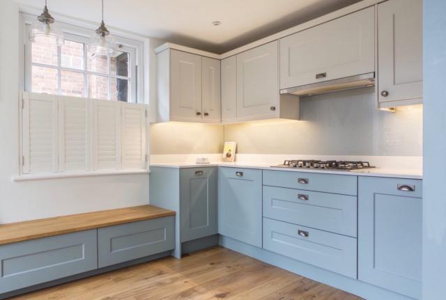 clever kitchen corner storage magic corner thame bespoke kitchen design oxfordshire 2 1024x689