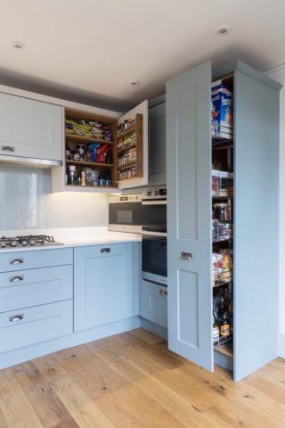 clever kitchen larder spice rack thame bespoke kitchen design oxfordshire 2 682x1024