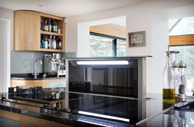 downdraft extractor kitchen island chinnor hill oxfordshire