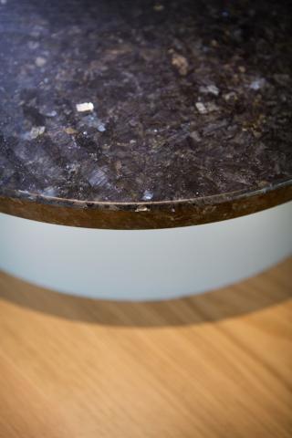 granite curved worktop chinnor oxfordshire bespoke kitchen