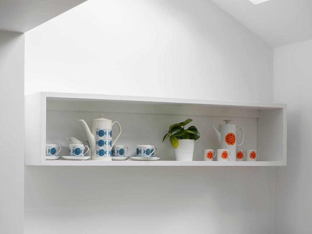 handpainted kitchen box