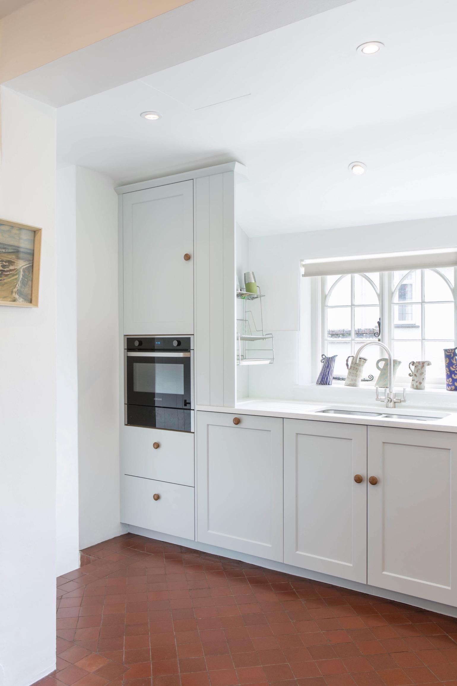 handpainted kitchen made to measure haddenham bespoke buckinghamshire 4 1