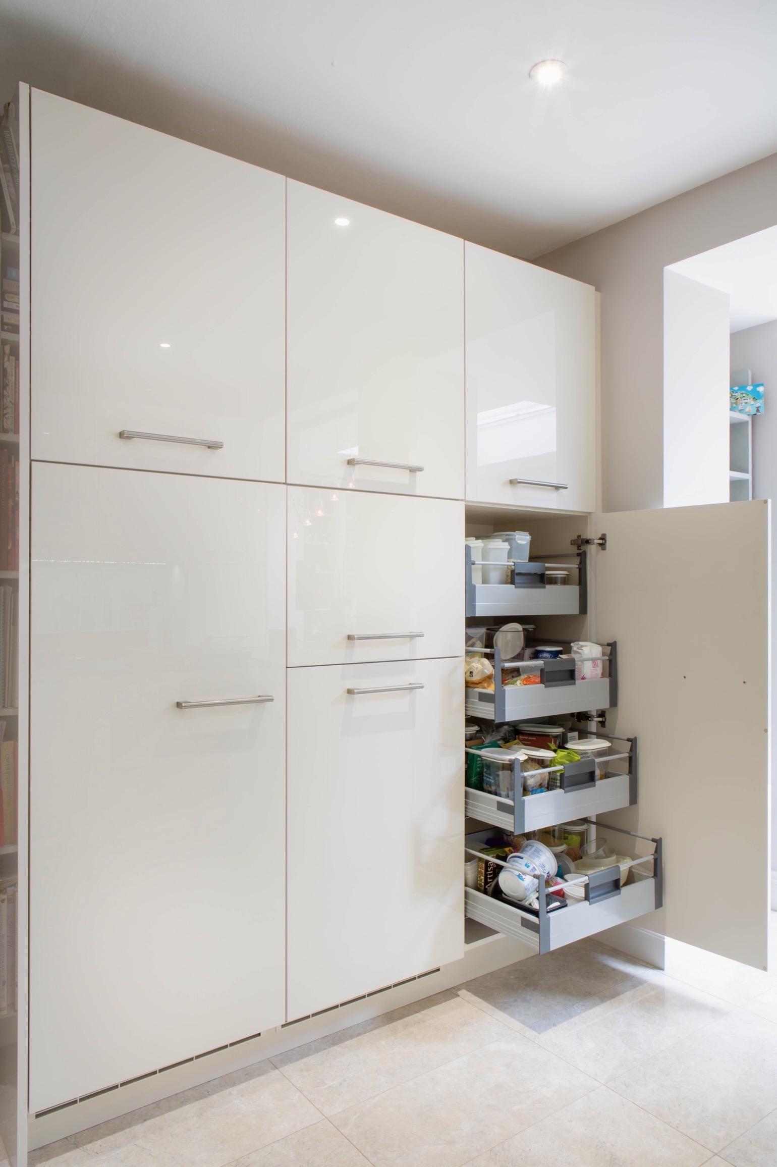larder drawer food storage wallingford oxfordshire kitchen 1