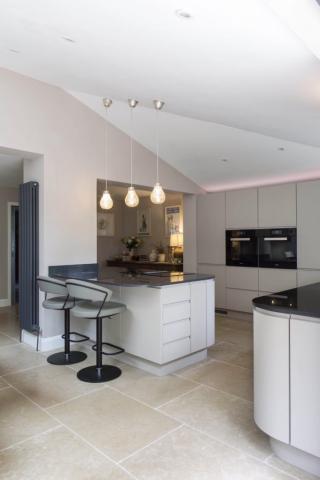 uplights over tall cupboards kitchen goring oxford breakfast bar stools 683x1024